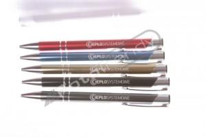 Długopisy reklamowe w sklepie komputerowym
